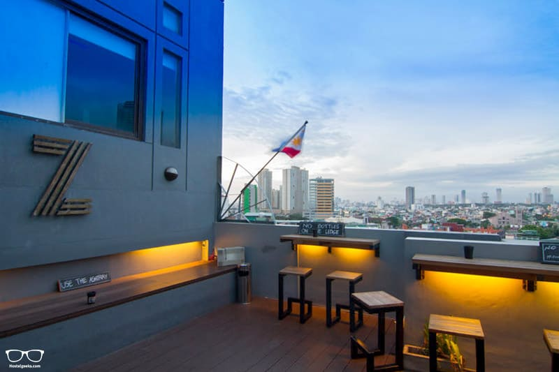 Z Hostel one of the best hostels in Manilla, Philippines