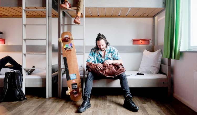 Best Backpackers Hostel in Berlin: Pfefferbett