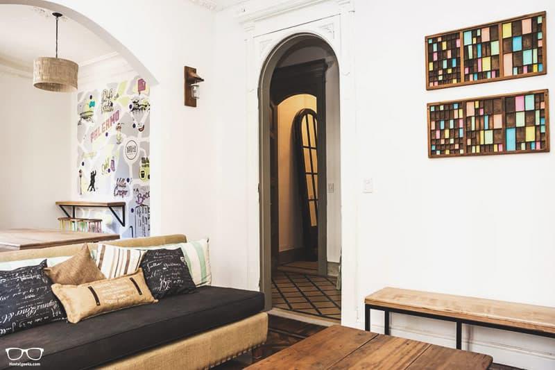 Benita Hostel one of the best hostels in Buenos Aires, Argentina