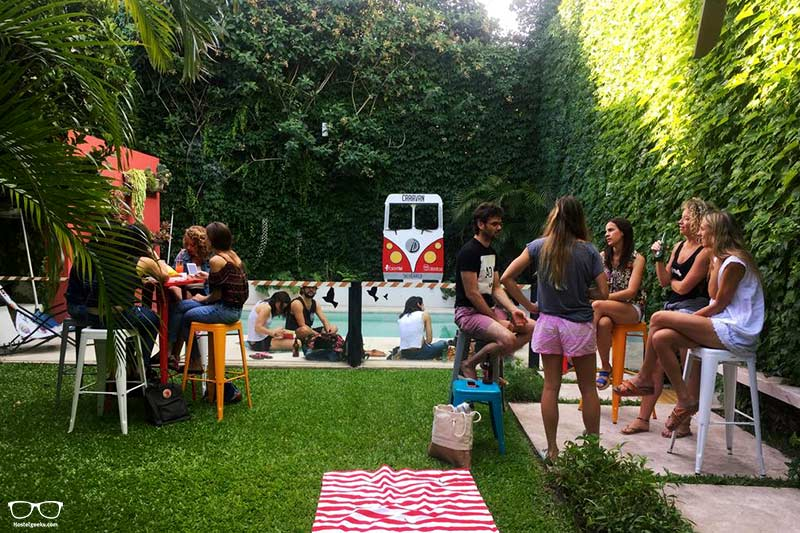 Caravan BA one of the best hostels in Buenos Aires, Argentina