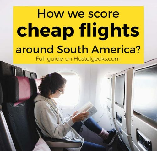 Cheap Flights in South America - a complete guide