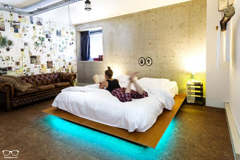 Ecomama one of the best hostels in Amsterdam, Netherlands
