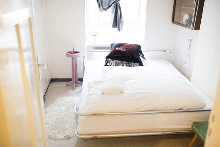Family Hostels in Berlin: Lekkerurlaub offers cute double rooms and family rooms