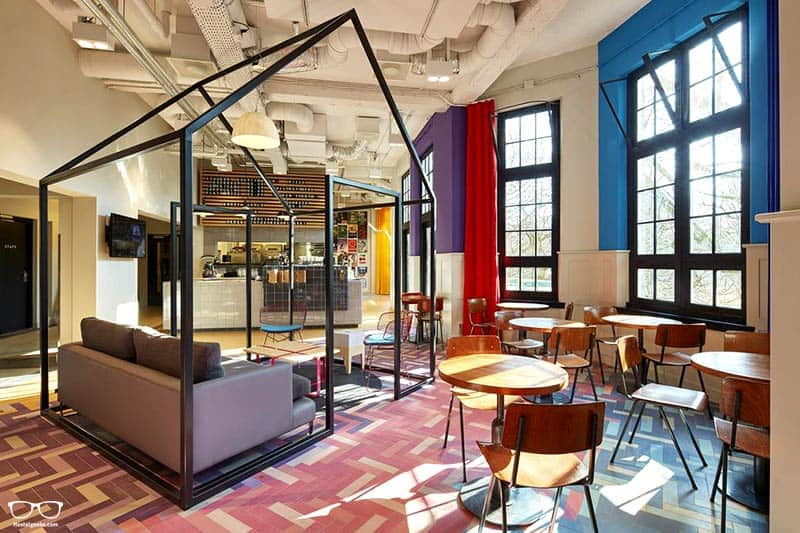 Generator Amsterdam one of the best hostels in Amsterdam for solo travellers