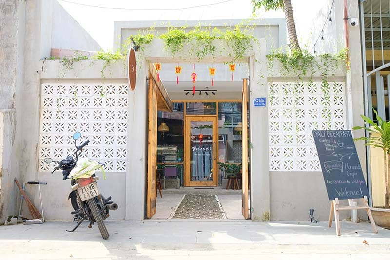Hideout Café; one of the best cafes to work in Da Nang