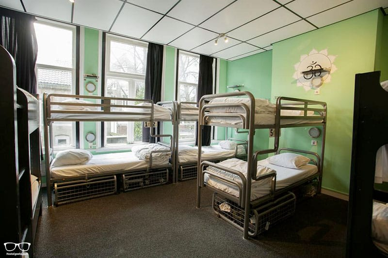 The Flying Pig Uptown one of the best hostels in Amsterdam for partying