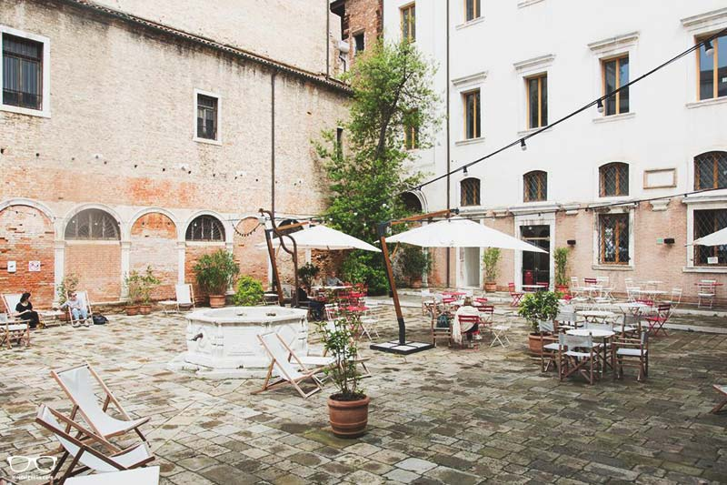 We_Crociferi one of the best hostels in Venice, Italy an our 5 Star Hostel in Venice
