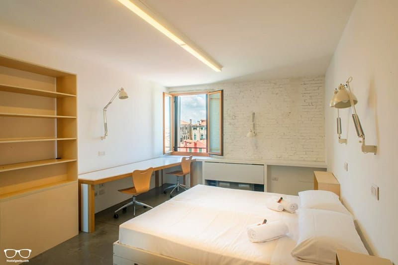 COMBO Venice one of the best hostels in Venice, Italy an our 5 Star Hostel in Venice