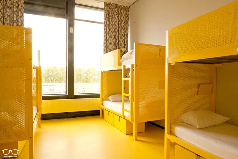 WOW Amsterdam one of the best hostels in Amsterdam, Netherlands