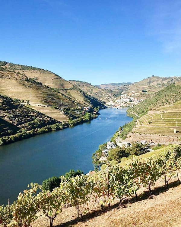 Duoro Valley in Portugal