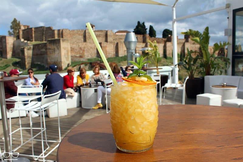 Alcazaba Premium Hostel one of the best hostels in Malaga, Spain