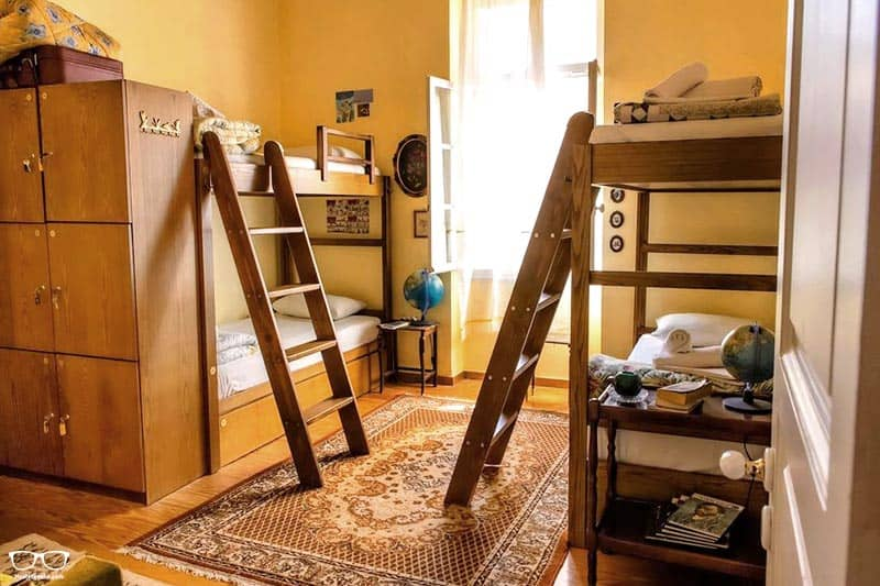 Athens Quinta one of the best hostels in Athens for solo travellers