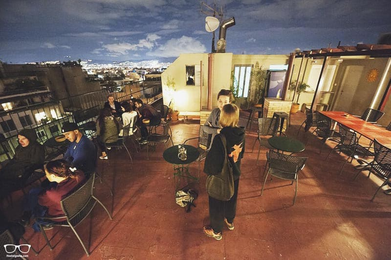 Athenstyle one of the best party hostels in Athens, Greece