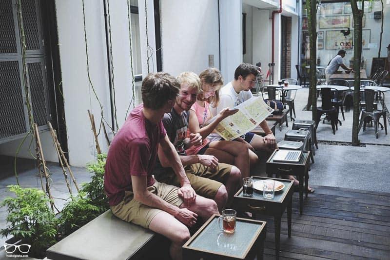 Backhome Kuala Lumpur one of the best hostels in Kuala Lumpur, Malaysia