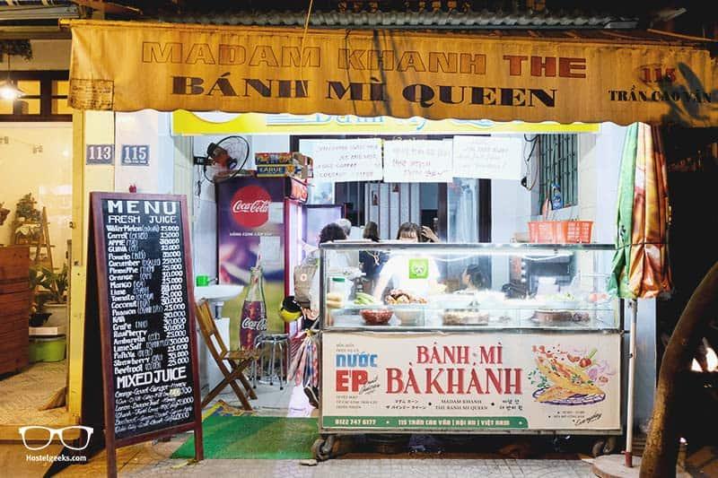Best Banh Mi in Vietnam: The Banh Mi Queen