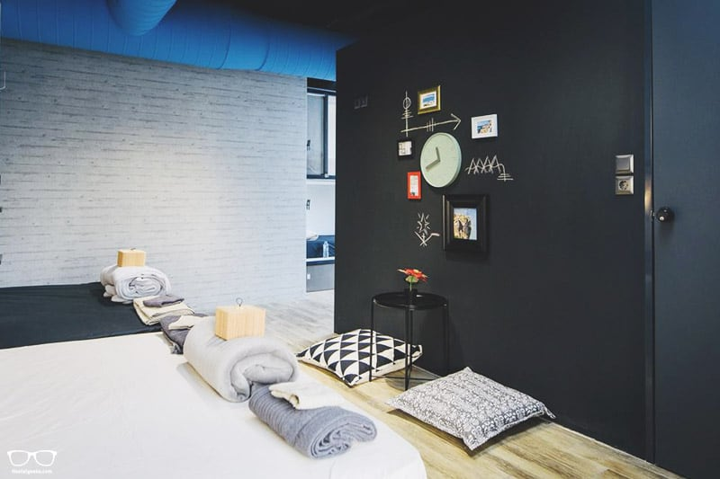 Bed Station one of the best hostels in Athens, Greece