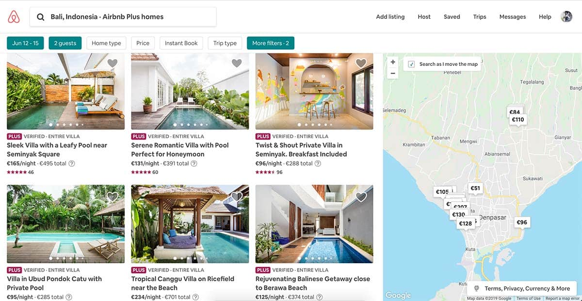 Best Airbnbs in Bali with Swimming pool - now that is where it gets interesting!