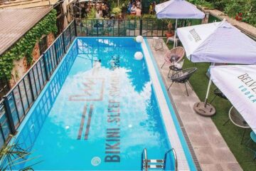 Swanky Mint Hostel in Zagreb - The Dry-Cleaning Factory Hostel with Swimming Pool