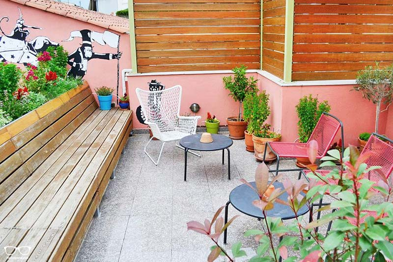 City Circus one of the best hostels in Athens, Greece