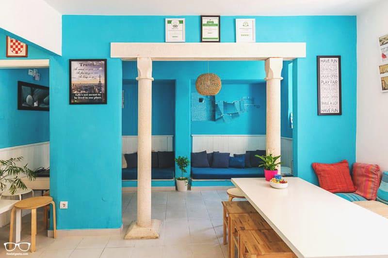 City Walls Hostel one of the best hostels in Dubrovnik, Croatia