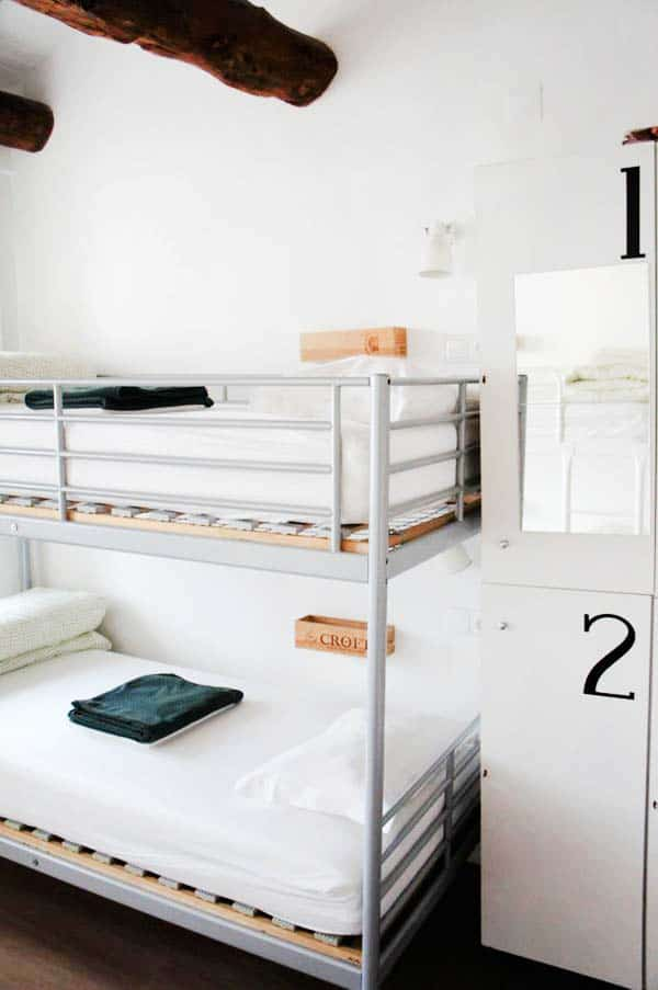 The Simple Dorms at The Wine Porto Hostel, best hostel in Porto for Backpackers