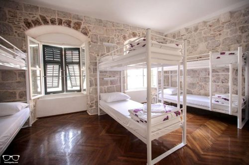 Hostel Angelina Old Town one of the best hostels in Dubrovnik, Croatia