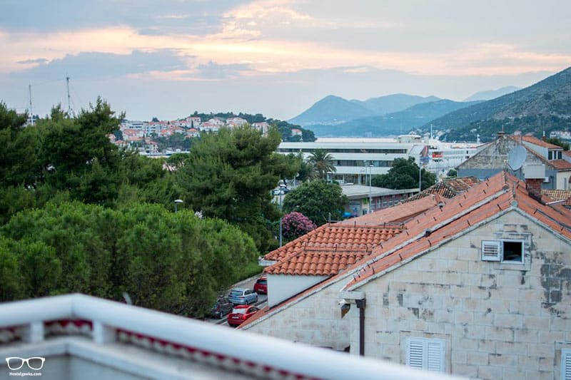Hostel Petra Marina one of the best hostels in Dubrovnik, Croatia