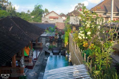 Inn Between one of the best hostels in Ubud, Indonesia