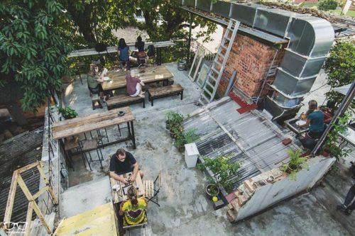 Mingle Hostel one of the best hostels in Kuala Lumpur, Malaysia