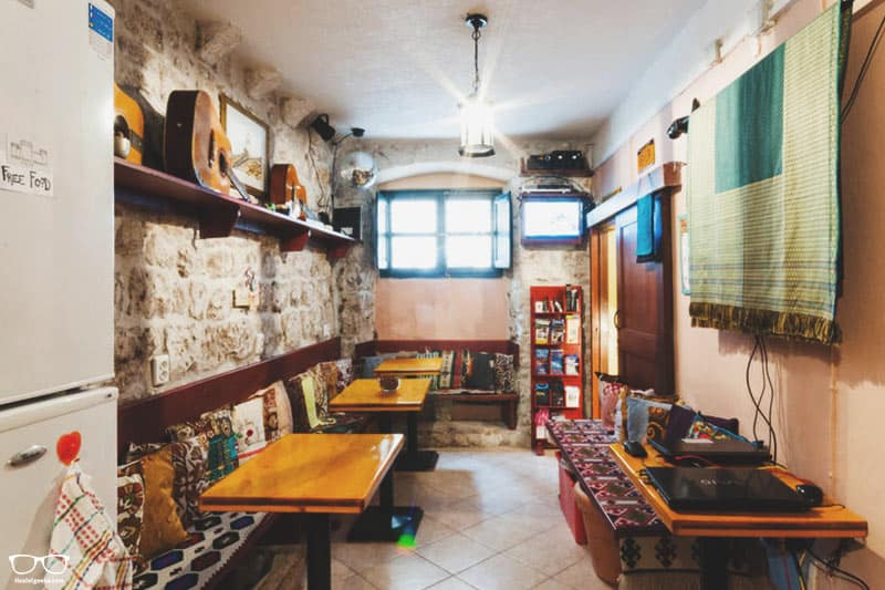 Old Town Hostel one of the best party hostels in Dubrovnik, Croatia