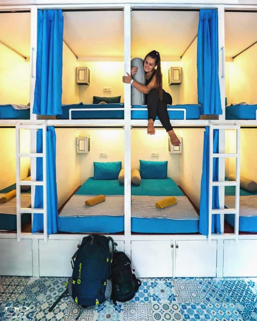 Pillow Inn one of the best hostels in Ubud, Indonesia