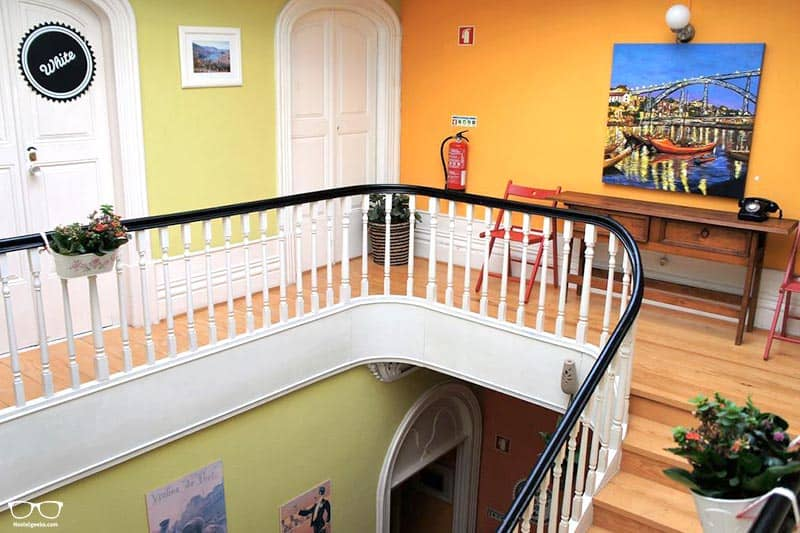 Porto Wine Hostel one of the best hostels in Porto, Portugal