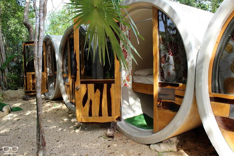 TuboTulum Hostel one of the best hostels in Tulum for backpackers