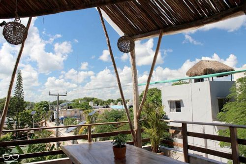 X'Keken Hostel one of the best hostels in Tulum, Mexico