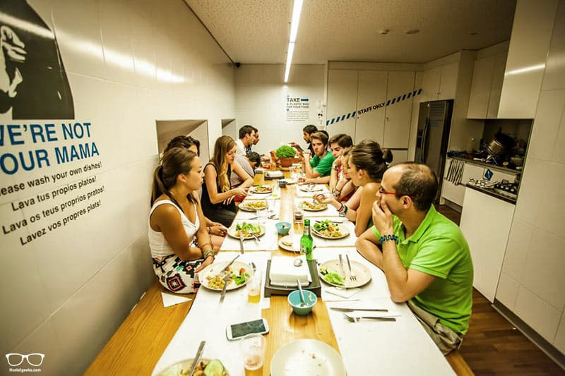 Yes! Porto Hostel one of the best party hostels in Porto, Portugal