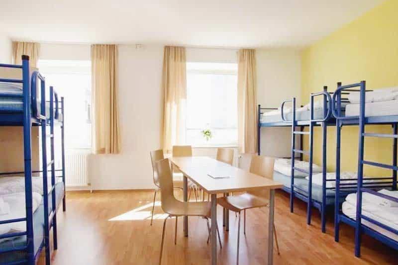 AO Hostel Reeperbahn, one of cheapest hostels in Hamburg