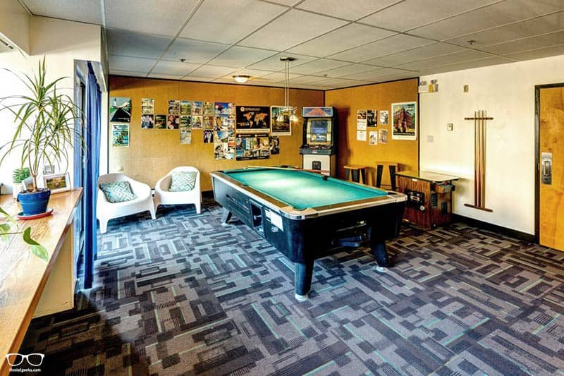 HI Vancouver Downtown - Best Hostels in Vancouver, Canada