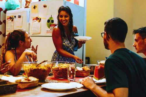 Best Hostel in Valencia for Solo-Traveller; Home Youth hostel is a great option!