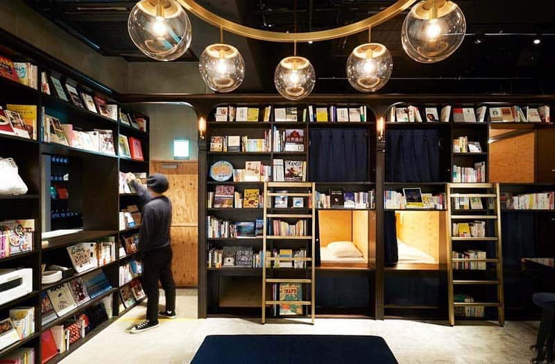 Best Guesthouse in Tokyo: Book And Bed