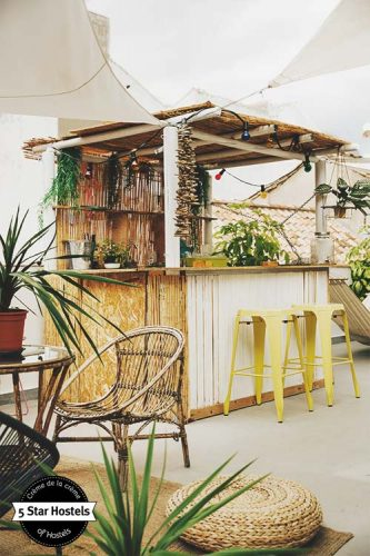 Best hostel in Malaga for solo-travellers