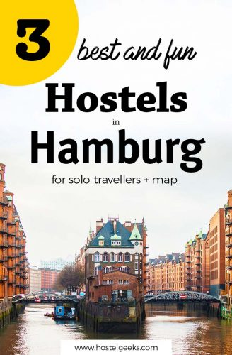 3 Best Hostels in Hamburg, Germany - From Reeperbahns Nightlife to Fish Sandwiches
