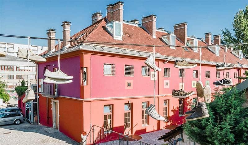 Best Hostels in Ljubljana, Slovenia