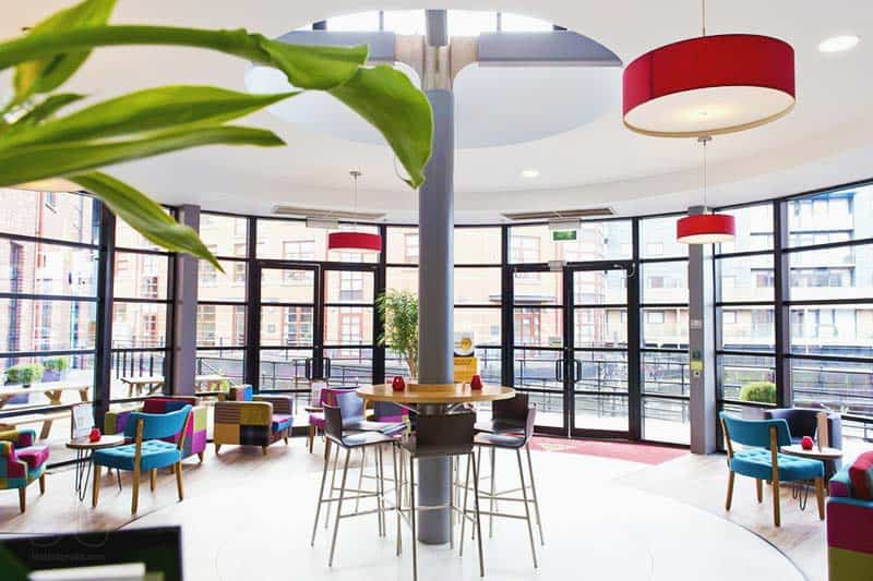 Best Hostels in Manchester - the YHA Hostel