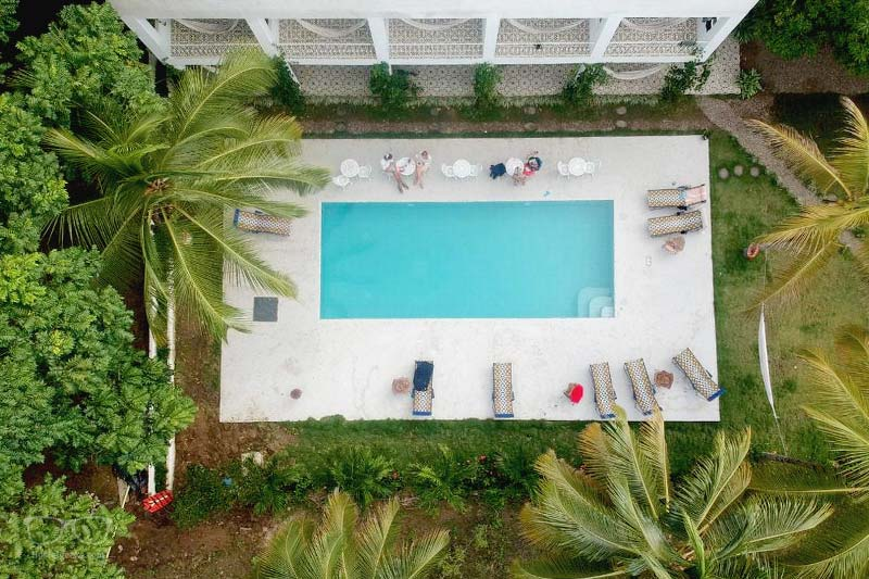 Best Hostels in Palomino, Colombia - make it Casa Pavo Real