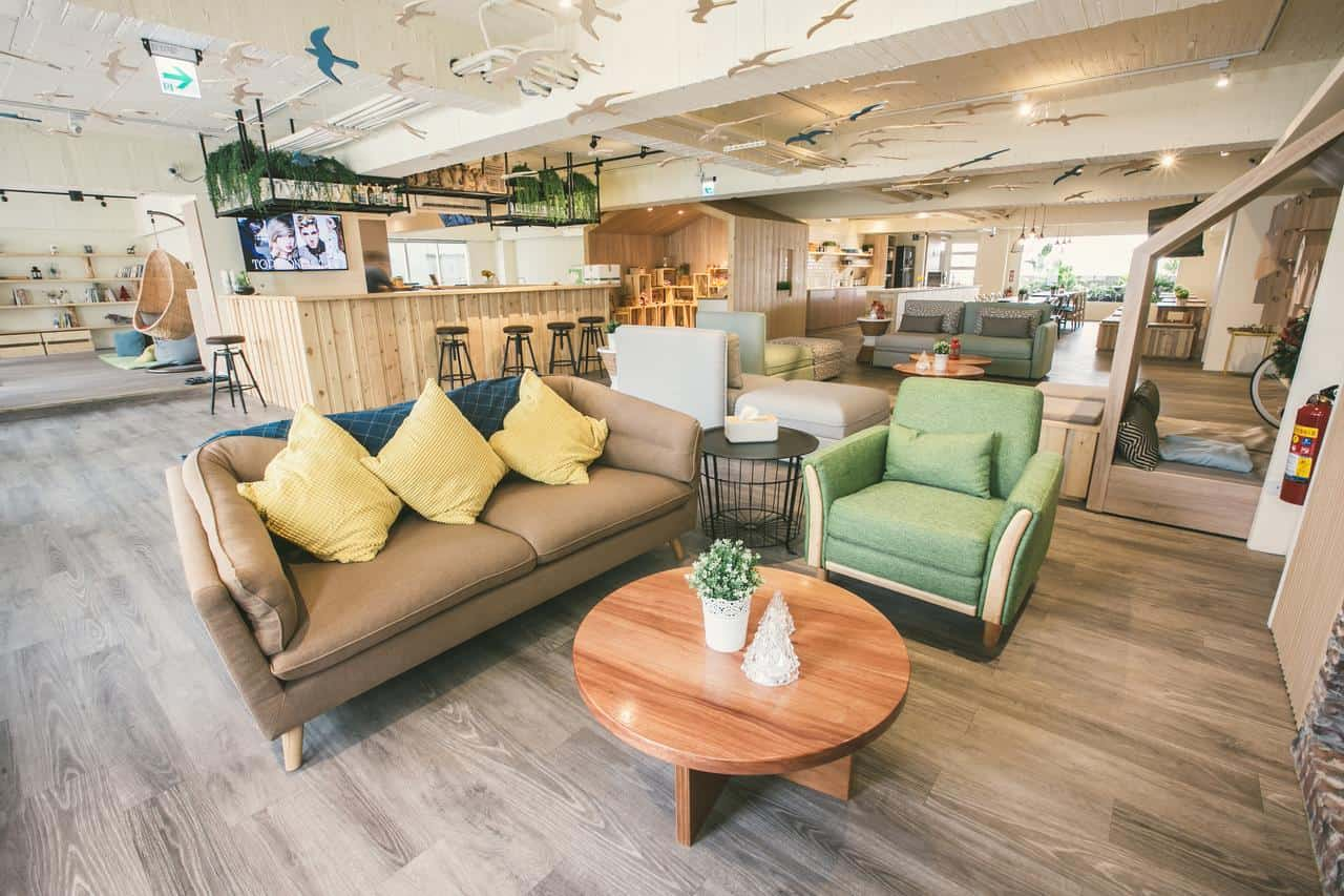 Best Hostels in Taichung: StrayBird Hostel
