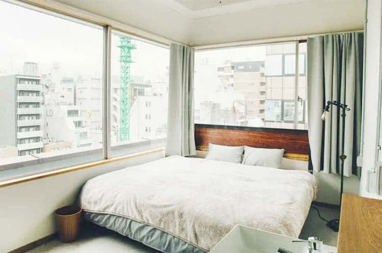 Best Hostels in Tokyo for couples: CITAN Hostel