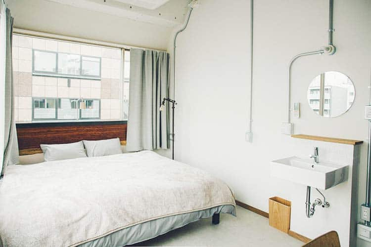 Best Hostels in Tokyo for Couples with Private room: CITAN hostel