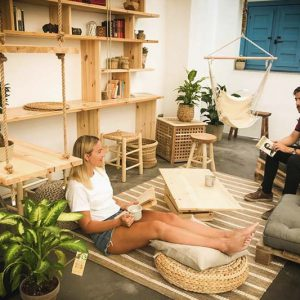 Cantagua Hostel - best for female solo-travelers