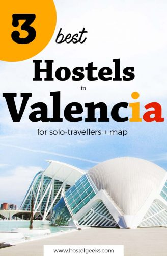 3 Best Hostels In Valencia, Spain - the full Spanish Experience for Solo-Traveller (Paella included)