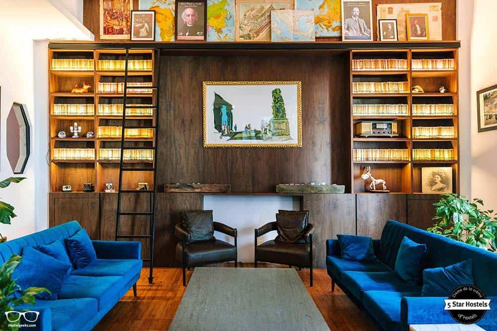 Best hostel in Mexico City - Casa Pepe